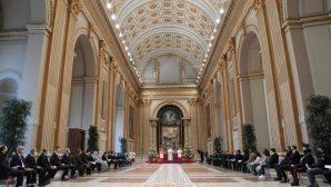 Papa Françesko, Bu Yılki Noel Mesajında Kardeşliğe Vurgu Yaptı
