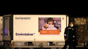 Çin'den Sipariş Edilen Covid-19 Aşıları Türkiye'de