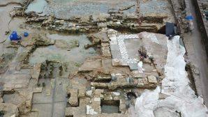 Haydarpaşa Kazılarında Toplu Mezar ve Kilise Keşfedildi