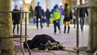 Hristiyan Yardım Kuruluşu Evsiz Ölümlerindeki Artışa Dikkat Çekti