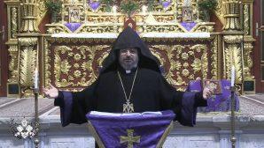 Surp Isdepannos Kilisesi'nin Yıllık Kutsal Sunu Ayini Facebook'ta Yayınlandı
