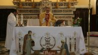 """Christmas Celebration """"Under the Shadow of Restriction"""" in İskenderun Catholic Church"""
