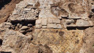 1500 Yıllık 'Meryem'den Doğan Mesih' Yazıtı Keşfedildi