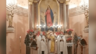 Ermeni Katolik Kilisesi'nde İsa Mesih'e İsim Verilmesi Yortusu
