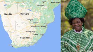 Güney Afrika'nın İlk Kadın Anglikan Episkoposu Hayatını Kaybetti