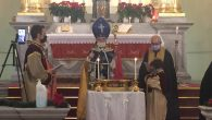 Ermeni Katolik Kilisesi'nde Vaftiz Bayramı