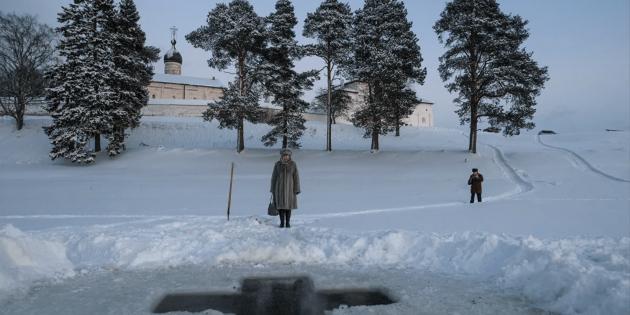 Rus Ortodokslar, Salgın Önlemleriyle Buzlu Sulara Girecek