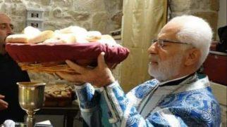 Altınözü Rum Ortodoks Kilisesi Pederi Sabuncuoğlu Vefat Etti