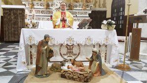 İskenderun Katolik Kilisesi'nde Vaftiz Bayramı Kutlaması
