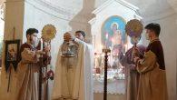 İskenderun Karasun Manuk Ermeni Kilisesi'nde Noel Kutlaması
