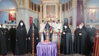 Patrik Sahak II'den 2021'in İlk Dakikalarında Yeni Yıl Mesajı