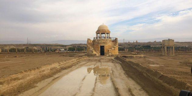 Ürdün Nehri'nde 54 Yıl Sonra İlk Pazar Ayini Gerçekleştirildi