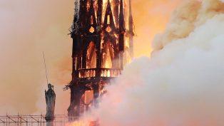 20 Yıl İçinde Yangınlarda Hasar Gören Dünyaca Ünlü Kiliseler