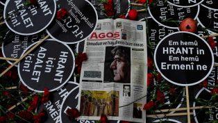 Hrant Dink, Ekranların Başında Anıldı