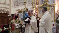 İzmir'de Epifanya Bayramı ve Mgr Lorenzo'ya Teşekkür Ayini