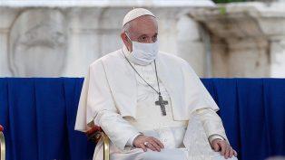 Papa Françesko'ya Covid-19 Aşısı Yapıldı
