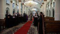 Patrik Sahak II'nin Tahta Çıkış Yıldönümü Sade Bir Törenle Kutlandı