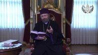 """Patrik Sahak II: """"Tanrı Mutlu Olmanızı İstiyor"""""""