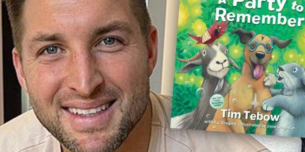Tim Tebow, Özel Gereksinimli Çocuklar İçin Kitap Yayınladı