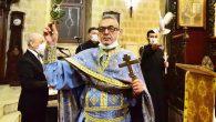 Antakya Ortodoks Kilisesi'nde 'Güvercinli' Vaftiz Bayramı