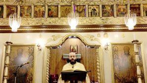 İskenderun Ortodoks Kilisesi'nde Temsili Vaftiz