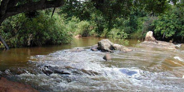 Vaftiz Sırasında Akıntıya Kapılan Hristiyanlar Kurtarıldı